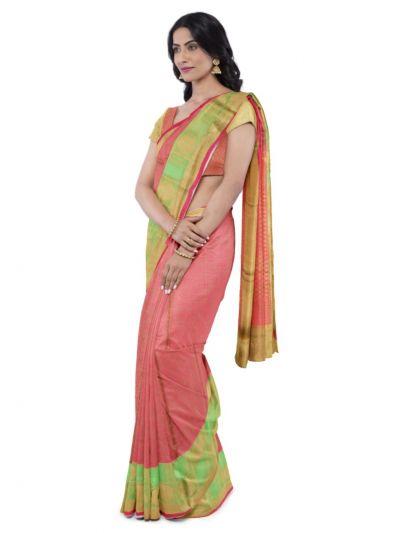 Fancy Kora Weaving Saree - MEB6962255