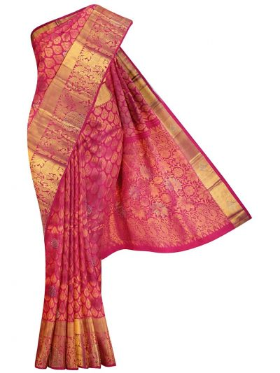 MEC7188744 - Vivaha Wedding Stone work Silk Saree