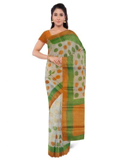 Kathana Fancy Raw Silk Zari Weaving  Saree - MFB2406945