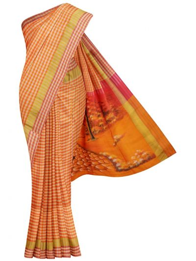 MED8115643 - Kanmanie Soft Silk Saree