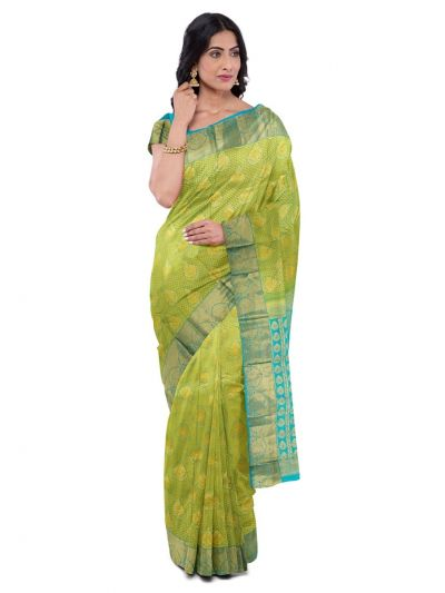 Bairavi Traditional Silk Saree - MED8799870