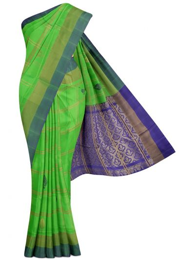 MED8901568-Soft Silk Saree