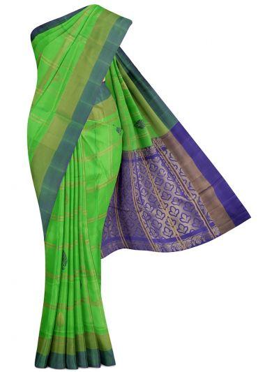 MED8901568-Soft Silk Saree