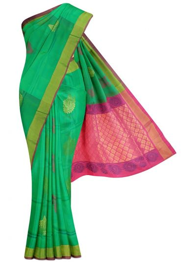 MED8901585 - Soft Silk Saree