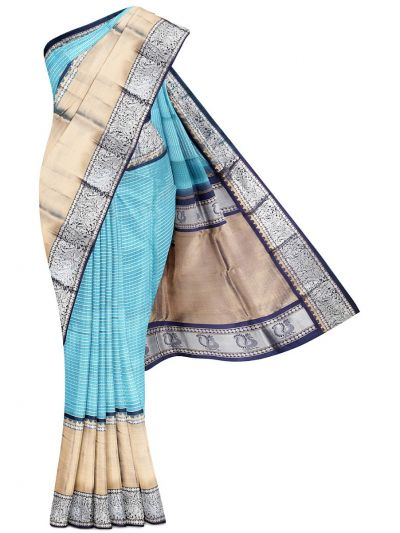 Wedding Pure Organza Silk Saree - MFA0151861