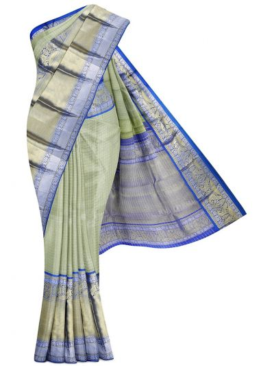 Wedding Pure Organza Silk Saree - MFA0151863