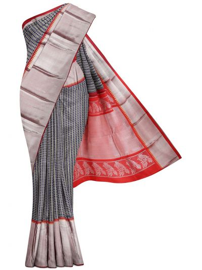 Wedding Pure Organza Silk Saree - MFA0151866