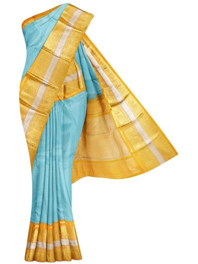 Wedding Pure Organza Silk Saree - MFA0151867