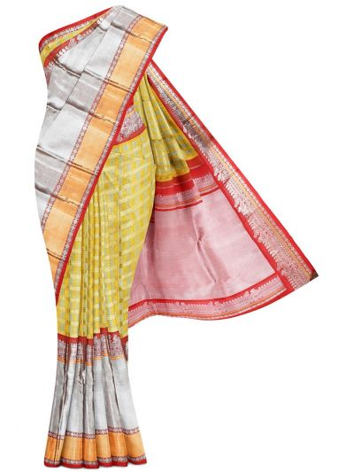 Wedding Pure Organza Silk Saree - MFA0151870