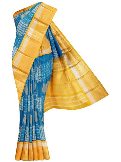 Wedding Pure Organza Silk Saree - MFA0151872