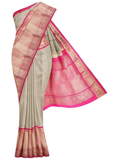 Wedding Pure Organza Silk Saree - MFA0151873