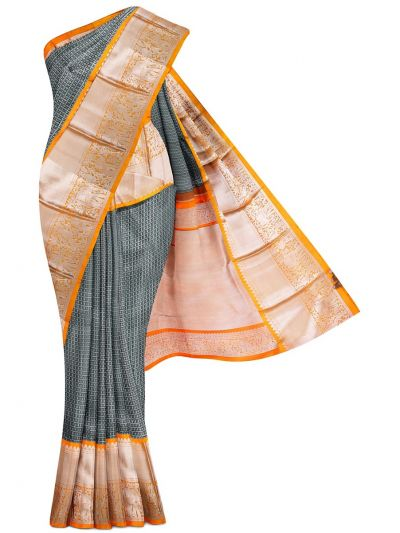 Wedding Pure Organza Silk Saree - MFA0151875