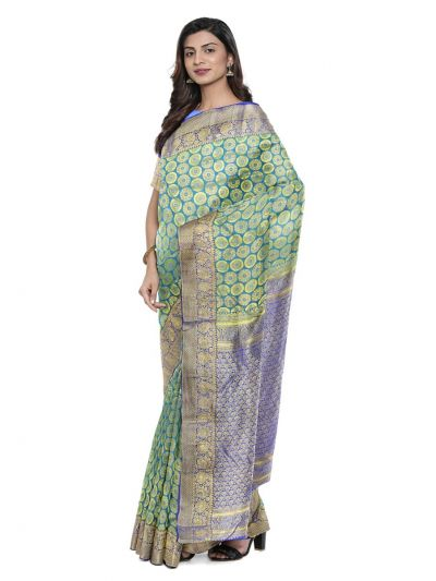 Vivaha Stone work Silk Saree-MFA0318765