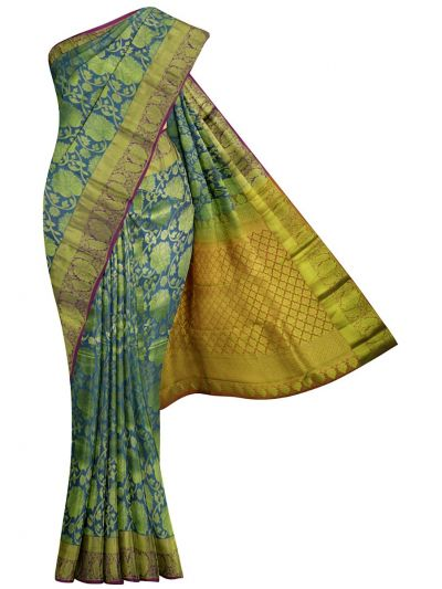 Vivaha Exclusive Wedding Silk Saree - MFA0335140
