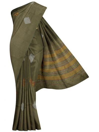 MFA0546231 - Fancy Semi Jute Saree