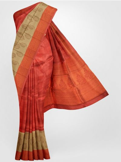 MFA9551242-Dupion Printed design Work Silk Saree