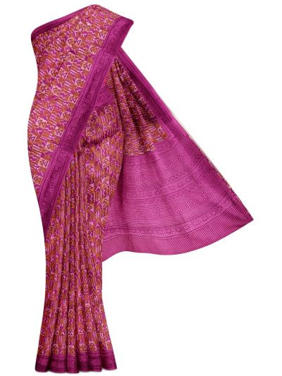 MFA9551245 - Fancy Dupion Printed Saree