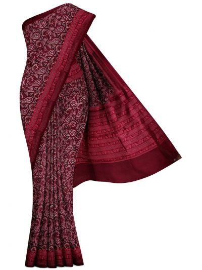 MFA9551257-Dupion Printed Silk Saree