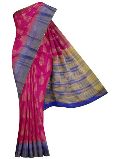 MFA9590665 - Semi Jute Saree
