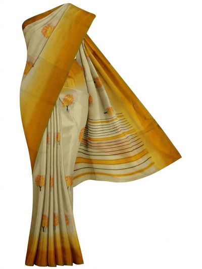 MFA9747657 - Fancy Jute Embroidery Saree