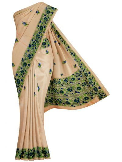 MFA9756051 - Fancy Jute Embroidery Saree