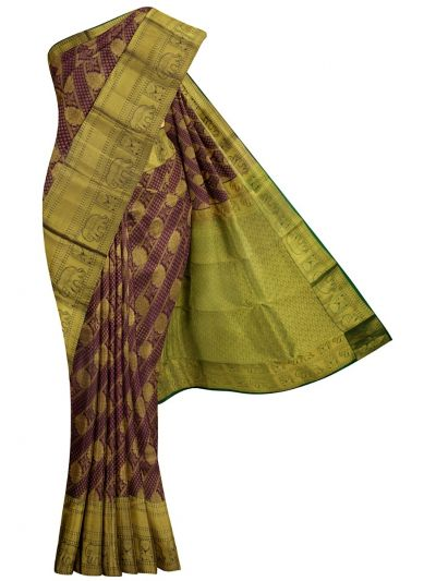 Vivaha Exclusive Wedding Silk Saree - MFB0947771