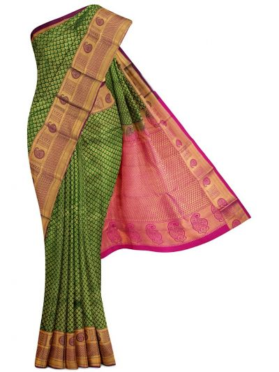 Bairavi Traditional Silk Saree - MFB0947796