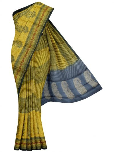 MFB1094172 - Exclusive Tussar Silk Saree