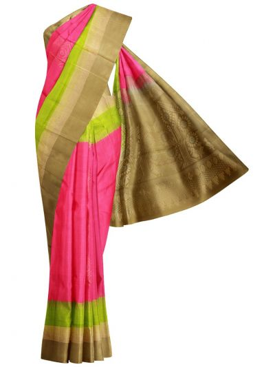 Vipanji Soft Silk Saree - MFB1258185