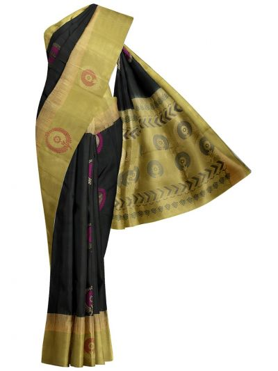 Vipanji Soft Silk Saree - MFB1258189