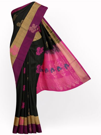 Vipanji Exclusive Soft Silk Saree - MFB1596580