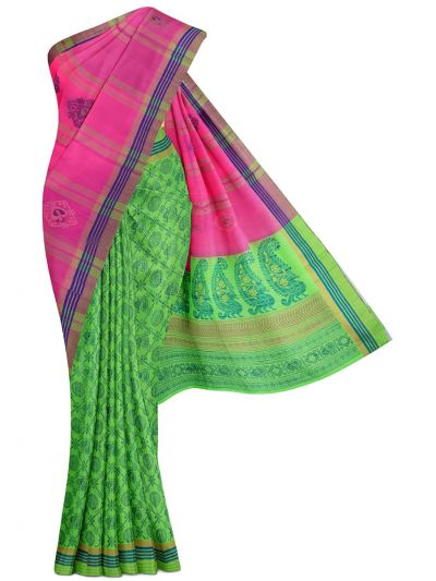 MFB1855492 - Soft Silk Saree