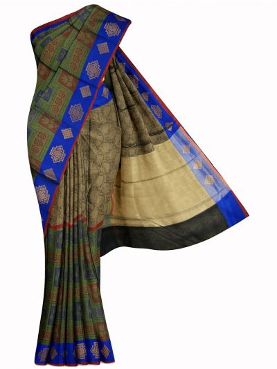 Kathana Exclusive Thanjai Cotton Weaving Saree - MFB2193599