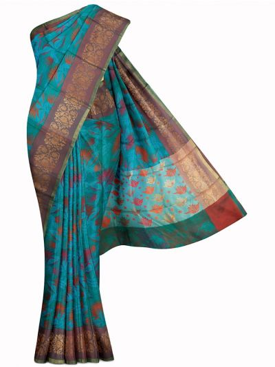 Kathana Exclusive Thanjai Cotton Weaving Saree - MFB2193625