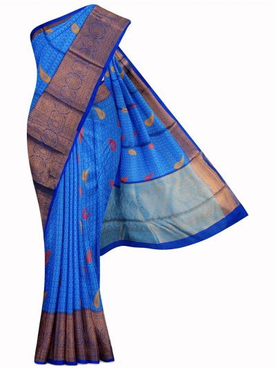 Kathana Exclusive Thanjai Cotton Weaving Saree - MFB2193630