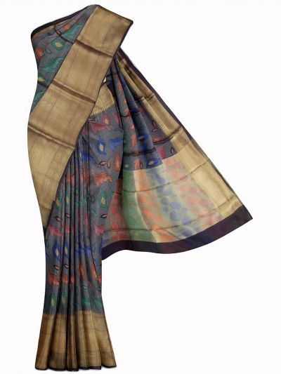 Kathana Exclusive Thanjai Cotton Weaving Saree - MFB2193633