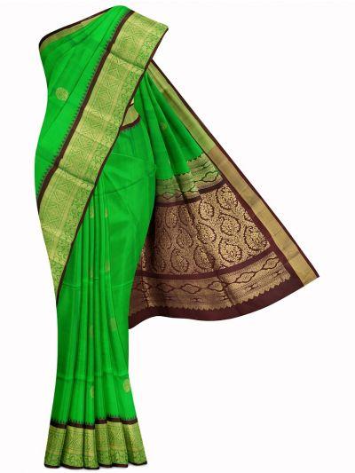 Vipanji Soft Silk Saree - MFB3429300