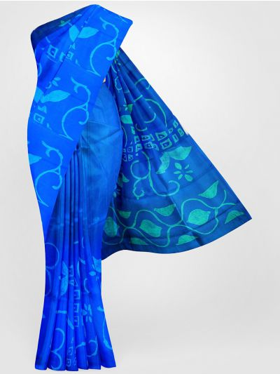 MFB3430443-Dupion Printed design Work Silk Saree