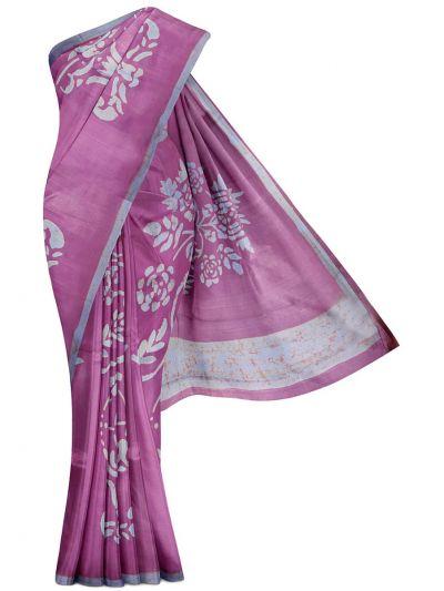 MFB3430449-9970-Dupion Printed Silk Saree