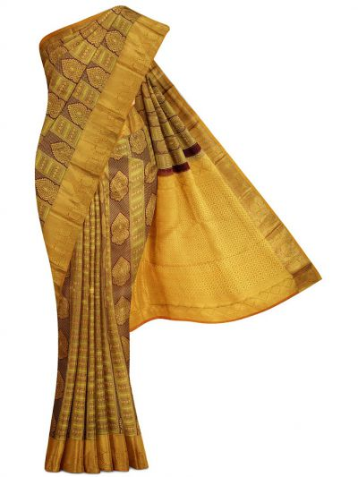 Vivaha Exclusive Wedding Silk Saree - MFB3444935
