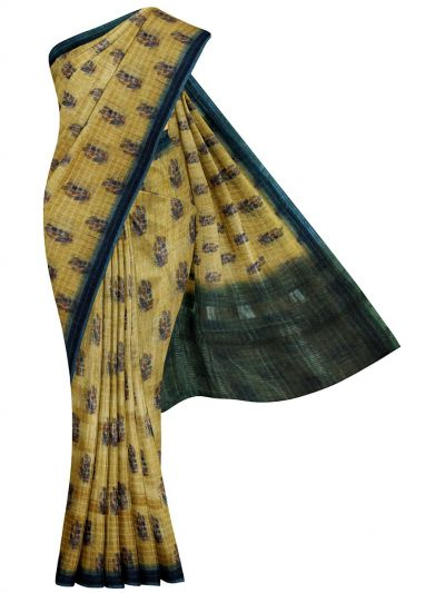 MFB4259591 - Fancy Jute Printed Saree
