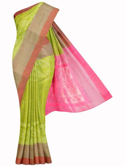 Vipanji Soft Silk Saree - MFB4620660