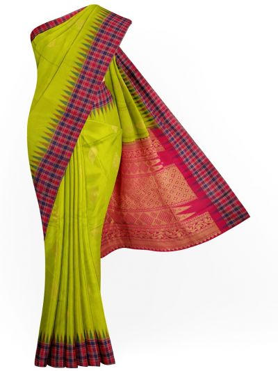 Bairavi Traditional Silk Saree - MFB4666056