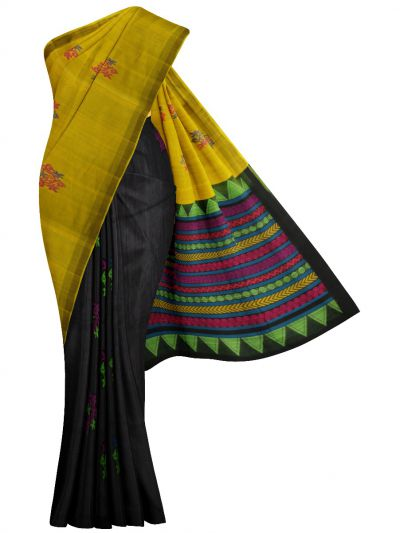 MFB5174429 - Fancy Silk Cotton Saree