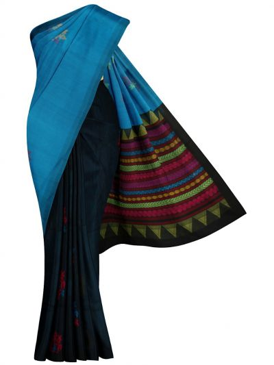 MFB5174430 - Fancy Silk Cotton Saree