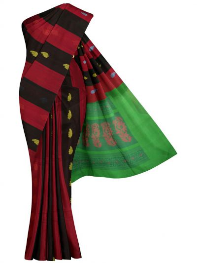 MFB5174434 - Fancy Silk Cotton Saree