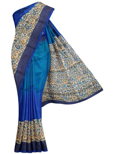 MFB5399841-Tussar Silk Saree