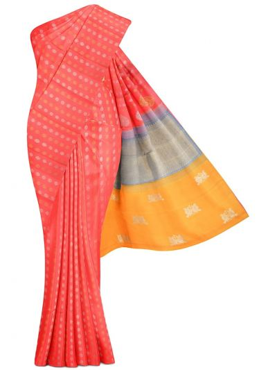 Vivaha Exclusive Wedding Silk Saree - MFB5459043