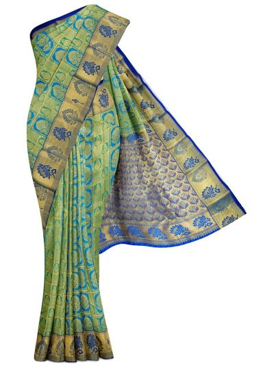 Bairavi Traditional Silk Saree - MFB5524160
