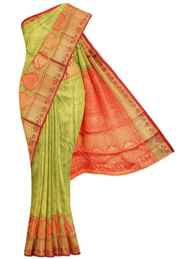 MFB5524164 - Traditional Silk Saree